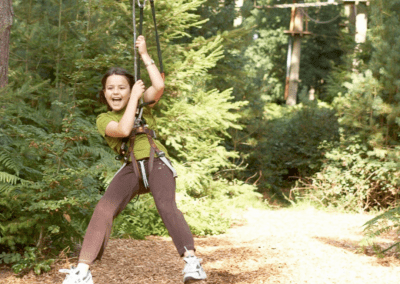 Go Ape Adventure | Family Breaks Forest of Dean | Family Activities Speech House hotel